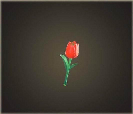 Baguette de tulipe