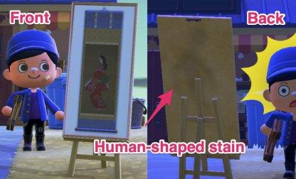 Peinture gracieuse