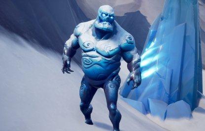 Fortnite Ice Storm Challenge Détruisez les brutes de glace