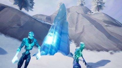 Fortnite Ice Storm Challenge Inflige des dégâts avec des armes explosives