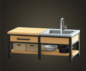 Kitchenette Ironwood