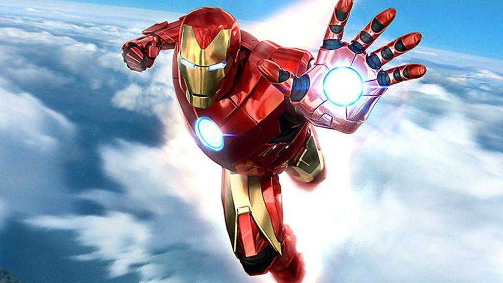 Iron Man VR de Marvel sur PS4 sera le jeu vidéo parfait pour la réalité virtuelle, selon ses créateurs