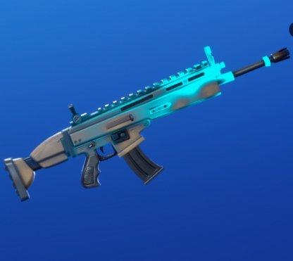 Enveloppement CHAUD & FROID - Fusil d'assaut