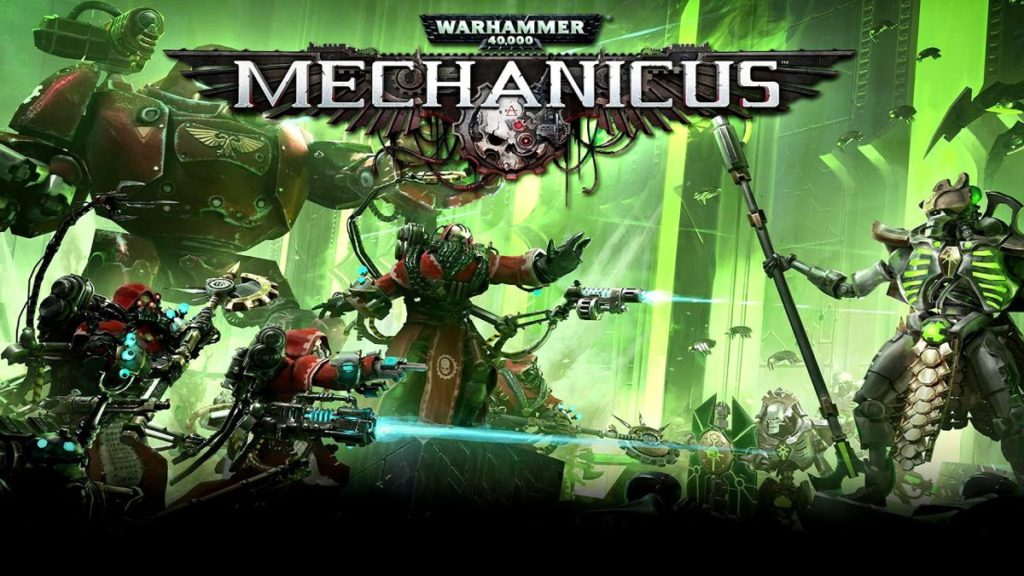 Examen de Warhammer 40,000 Mechanicus pour PS4, Xbox One et Nintendo Switch