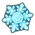 Grand flocon de neige