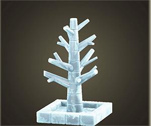 Arbre de glace