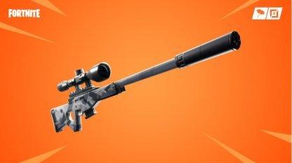 Vaulted: Fusil de sniper supprimé