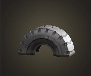 Jouet pneu