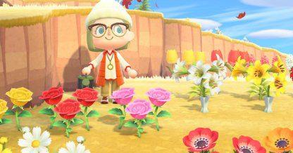 【ACNH List Liste des fleurs – Tous les types et couleurs de fleurs 【Animal Crossing New Horizons】 – JeuxPourTous