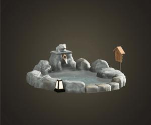 Bain extérieur