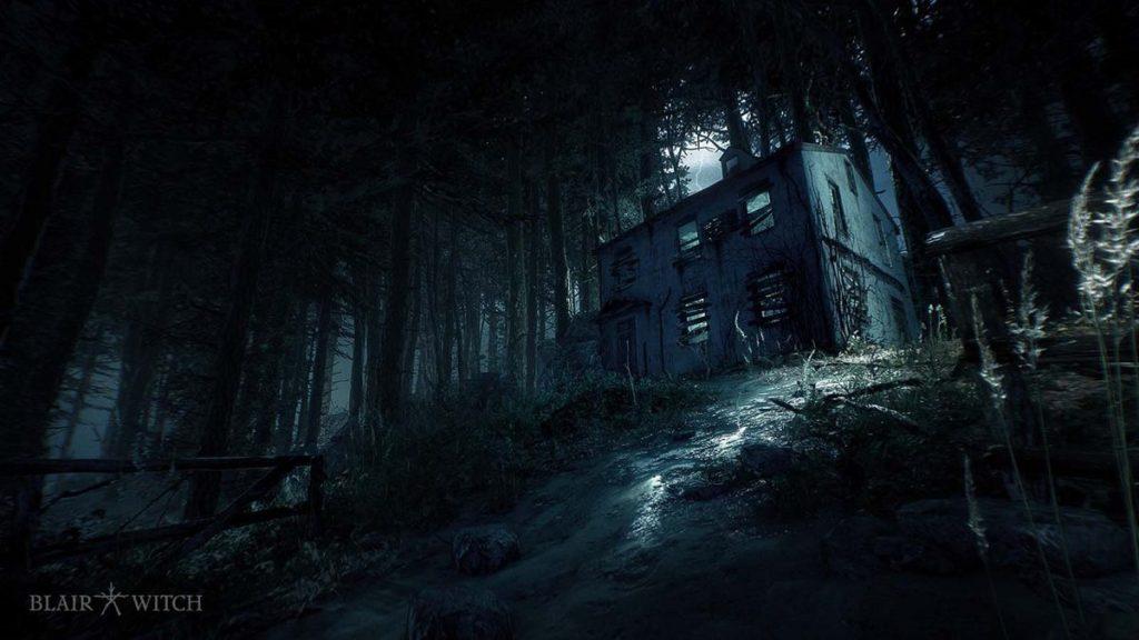 Blair Witch arrive sur Nintendo Switch cet été