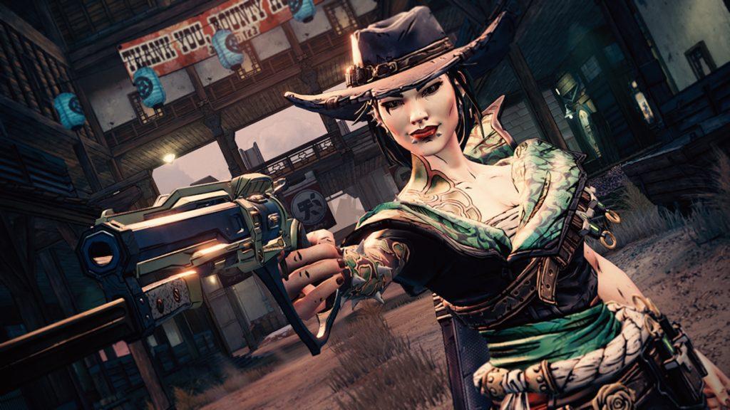 """Borderlands 3 annonce son troisième DLC, """"Blood Reward: For a Handful of Redemption"""""""