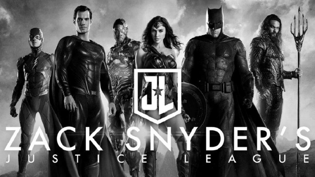 C'est officiel: Justice League Snyder coupée pour la première fois sur HBO Max