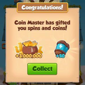 Tours gratuits de Coin Master (30.05.2020)
