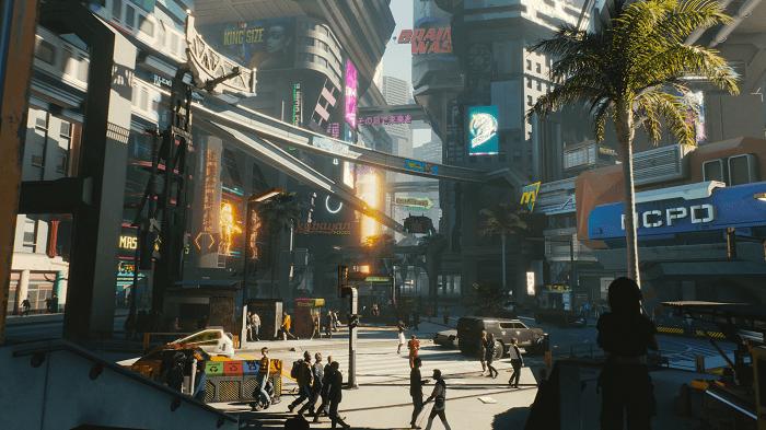 Cyberpunk 2077 aura son propre streaming en juin
