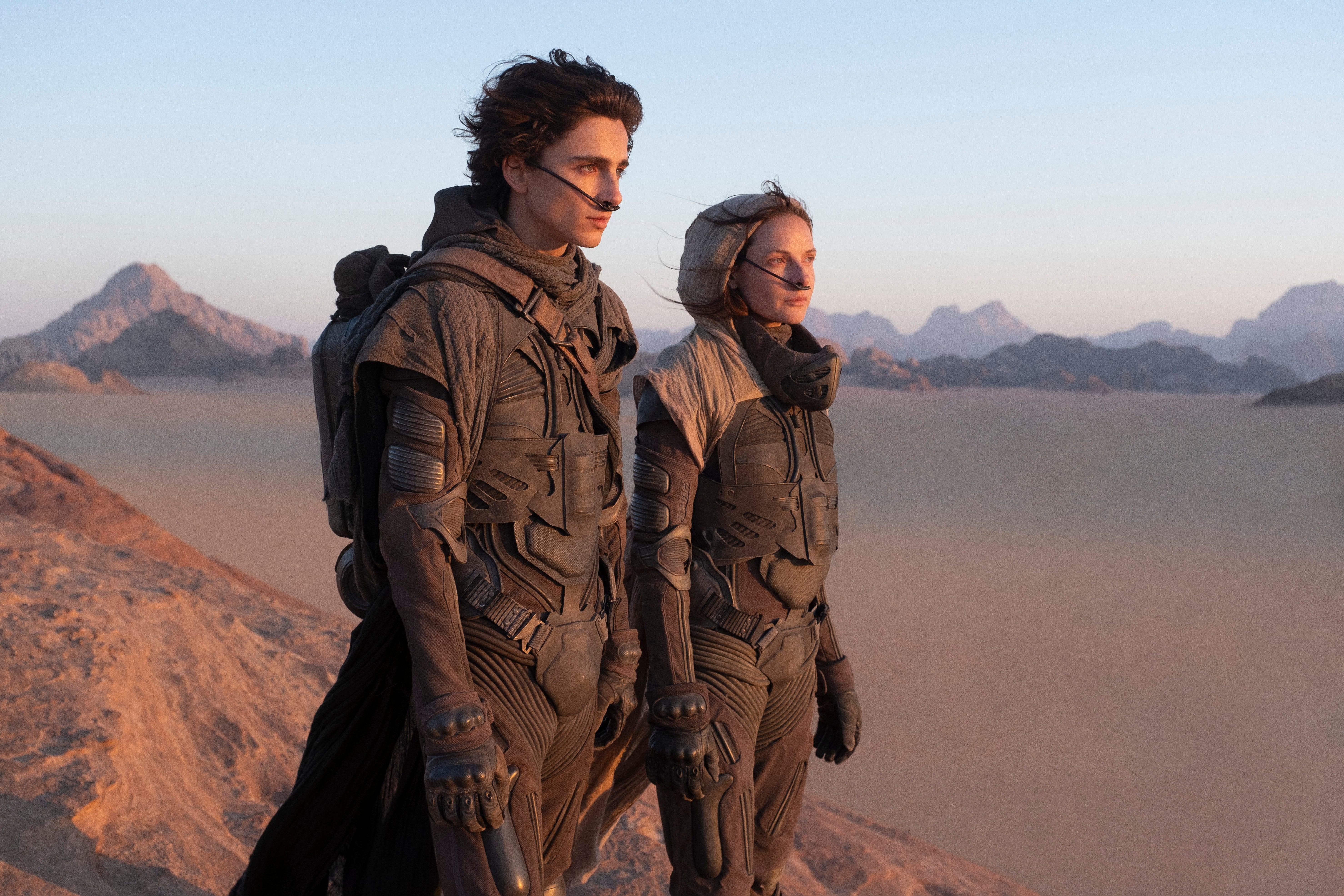 Images du film Dune