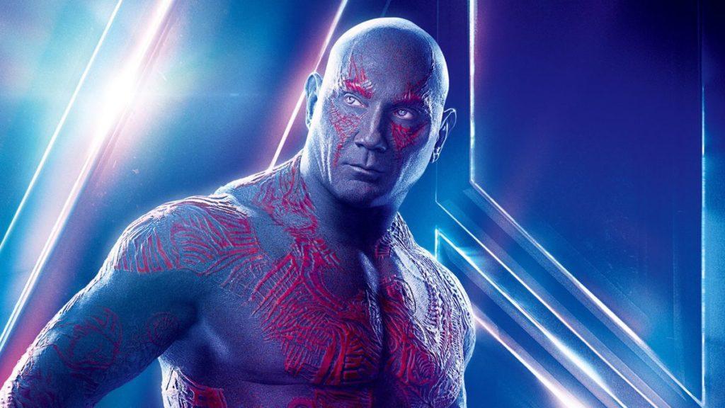 L'acteur Drax a une tradition particulière qu'il veut garder dans Guardians of the Galaxy Vol.3