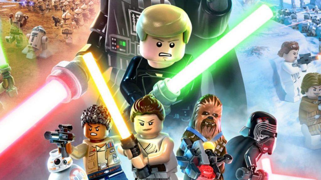 LEGO Star Wars: La saga Skywalker a une date de sortie