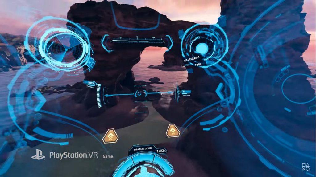 La démo d'Iron Man VR de Marvel arrive aujourd'hui sur le PlayStation Store