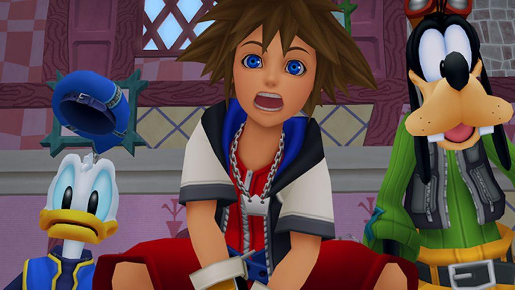 La série d'animation Kingdom Hearts arrive à Disney +