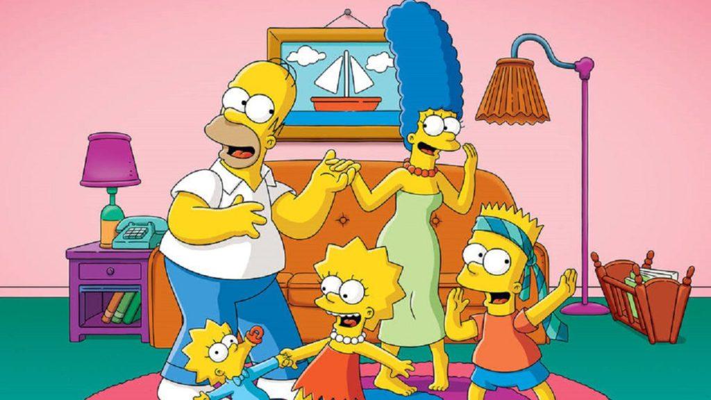 Les Simpsons arriveront à Disney + dans son format d'origine