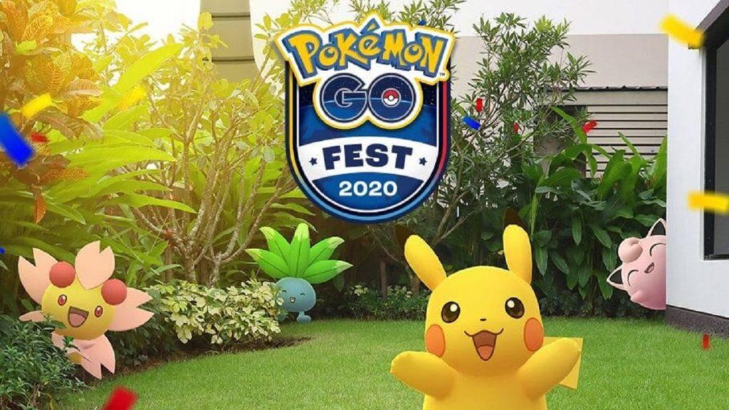 Les détails du Pokémon GO Fest 2020 Digital dévoilés