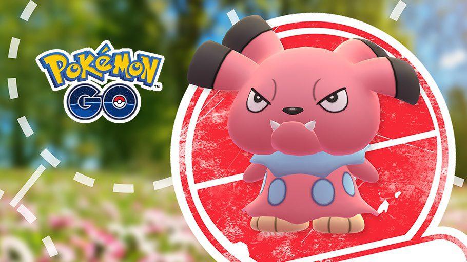 Pokémon GO met en vedette Snubbull aux événements de mai