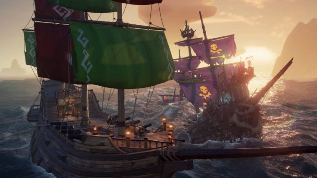 Sea of Thieves a déjà une date de sortie sur Steam