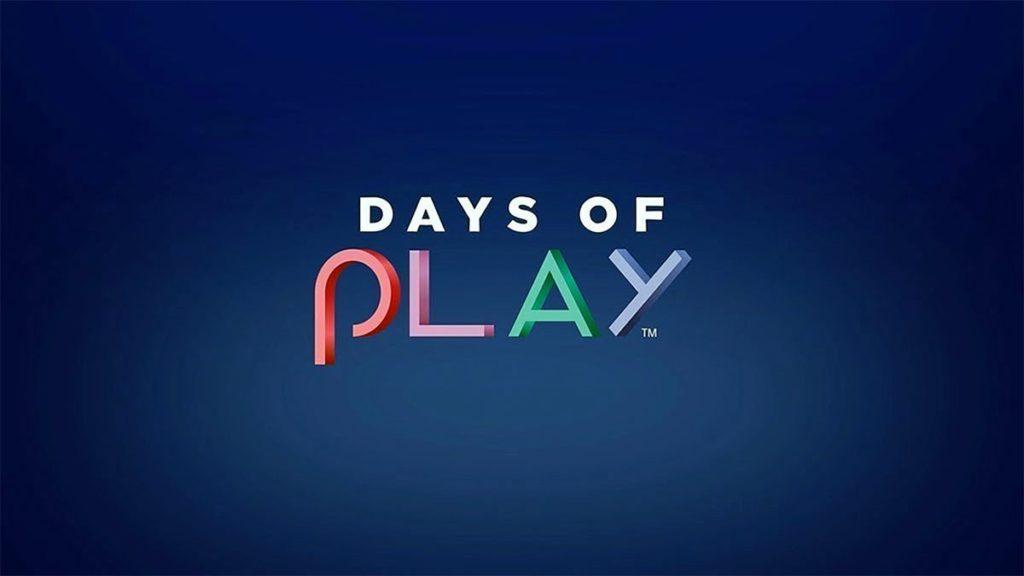 Sony présente la liste complète des offres Days of Play 2020