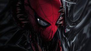 Spider-Man émerge de Venom dans l'un des meilleurs arts BossLogic