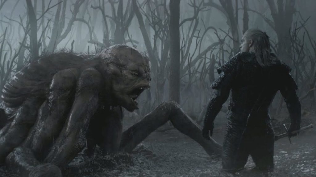 The Witcher pour Netflix révèle une image inédite de la saison 1