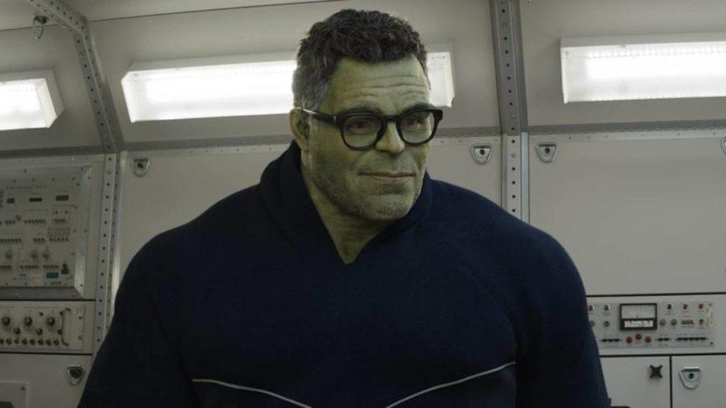 Thor a peut-être influencé la création du professeur Hulk dans Avengers: Fin de partie.
