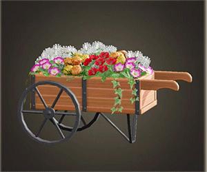 Wagon de jardin
