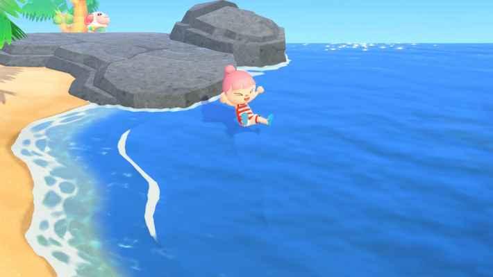 【ACNH】 Natation et plongée – Comment débloquer 【Animal Crossing New Horizons】 – JeuxPourTous