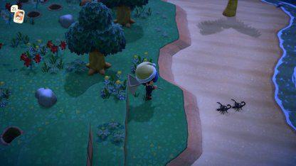 【ACNH】 Scorpion Island – Comment arriver et frayer 【Animal Crossing New Horizons】 – JeuxPourTous