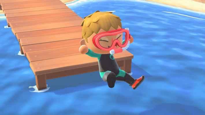 【ACNH Mask Masque de plongée – Comment obtenir et utiliser 【Animal Crossing New Horizons】 – JeuxPourTous