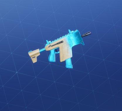 Wrap TIDAL WAVE - Pistolet mitrailleur