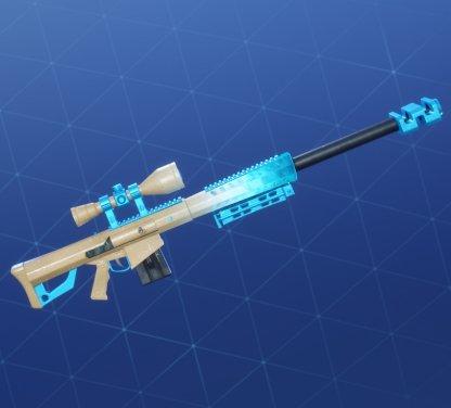 Wrap TIDAL WAVE - Fusil de sniper