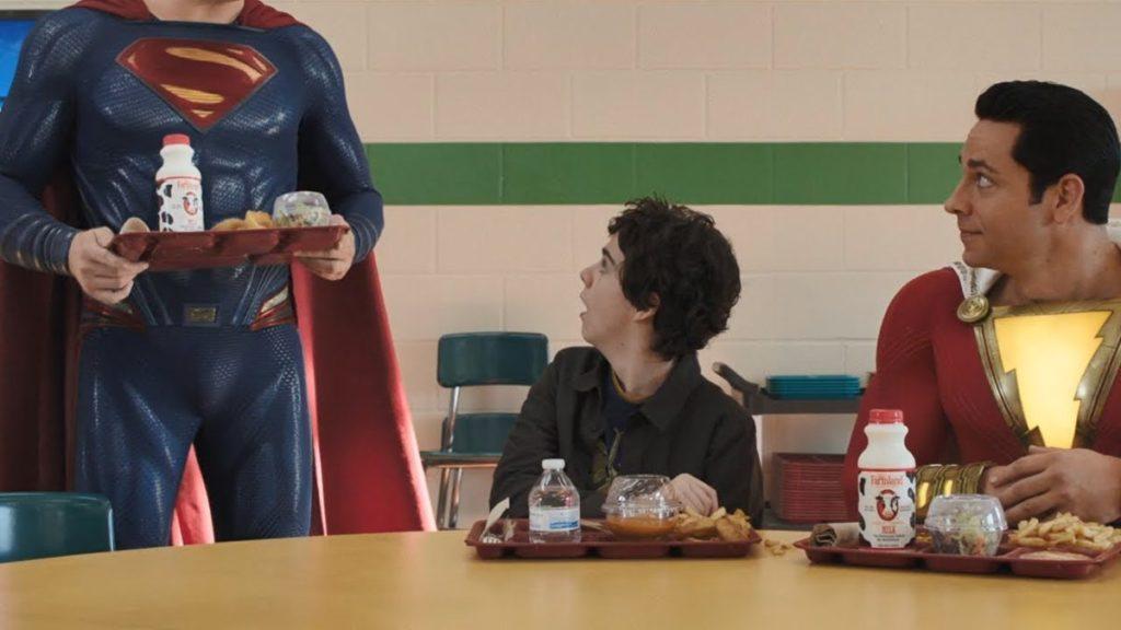 David F. Sandberg ajoute Henry Cavill dans la finale de Shazam! d'une manière inattendue