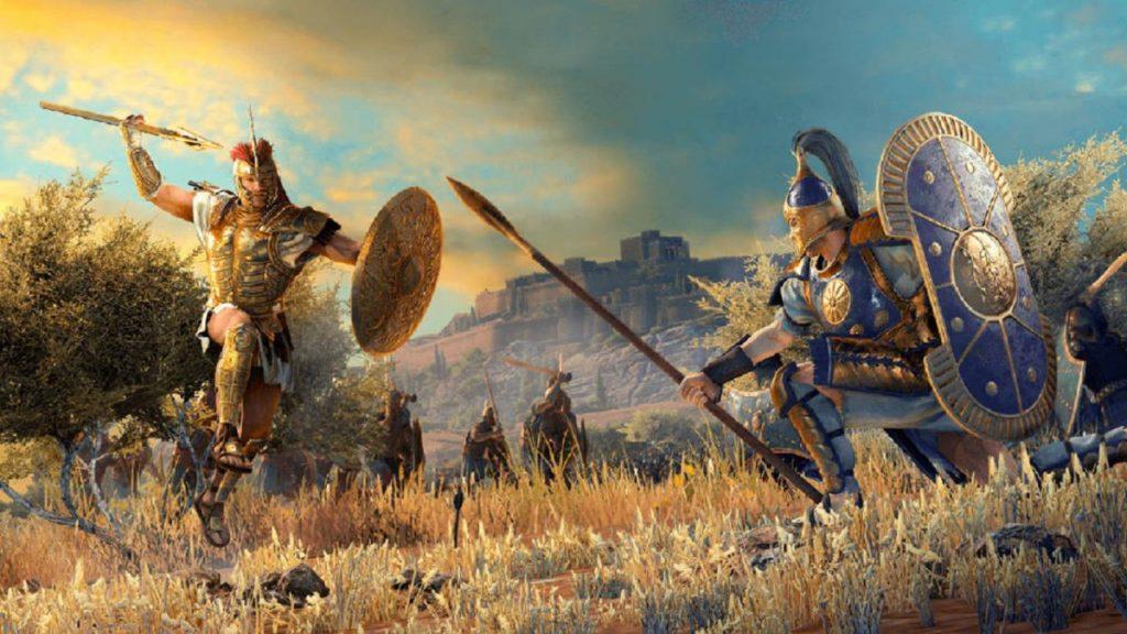A Total War Saga: TROY gratuit sur Epic Games Store le jour du lancement