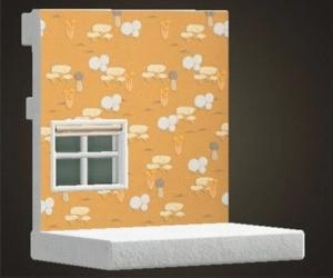 Mur de champignons