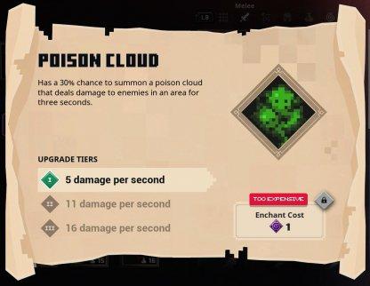 Nuage de poison