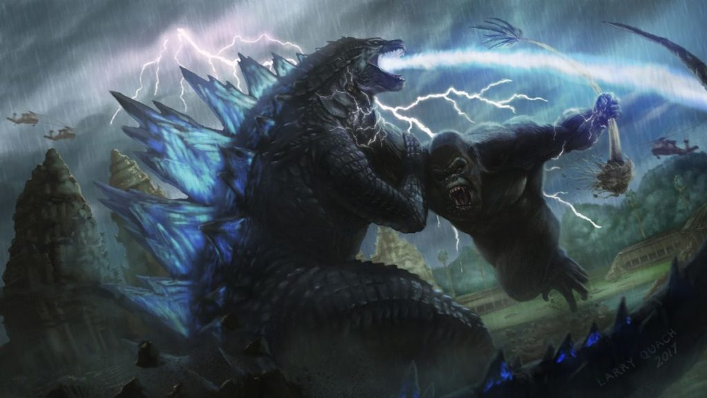 Le directeur de Godzilla vs. Kong dit que les niveaux de destruction et de violence seront colossaux