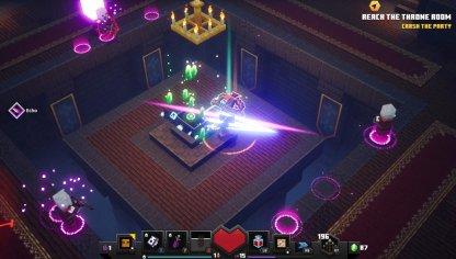 Les ennemis apparaissent lors de l'ouverture du coffre