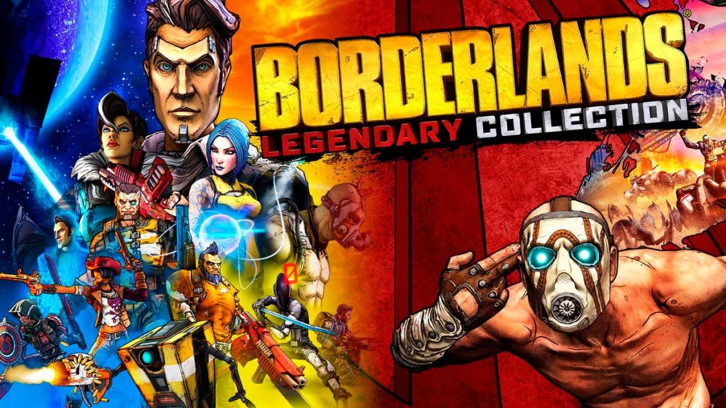 Borderlands Legendary Collection critique pour Nintendo Switch