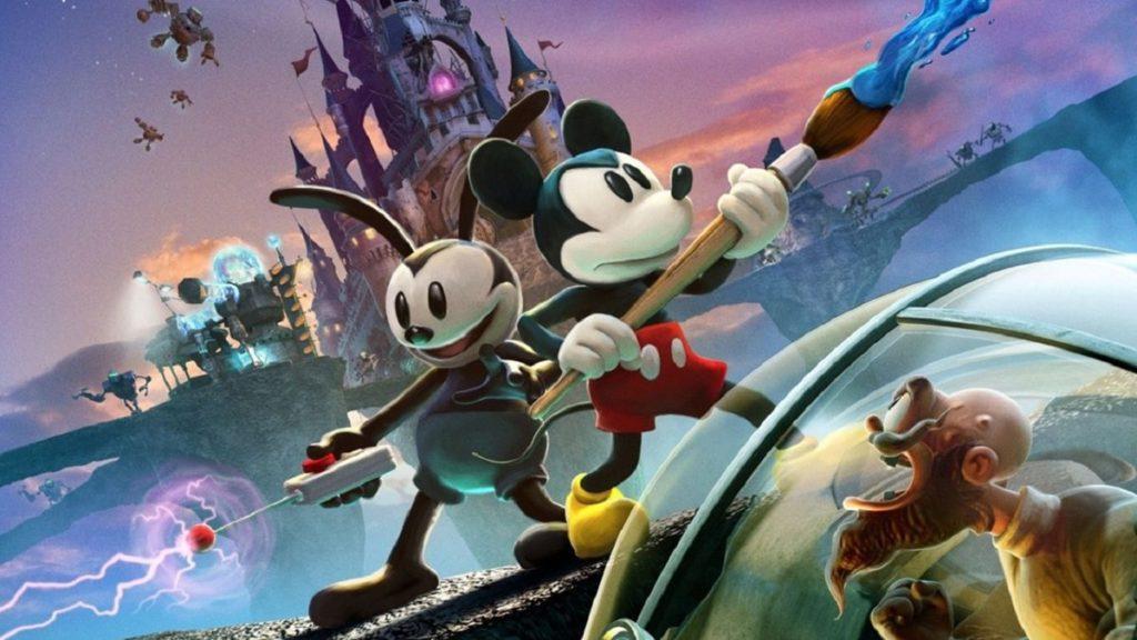 Un nouveau Disney Epic Mickey de Disney pourrait être en développement
