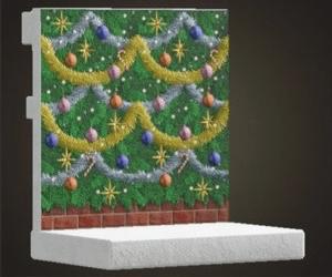 Mur de Noël