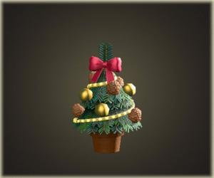 Sapin de Noël de table