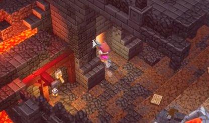 Emplacement de la rune de Fiery Forge