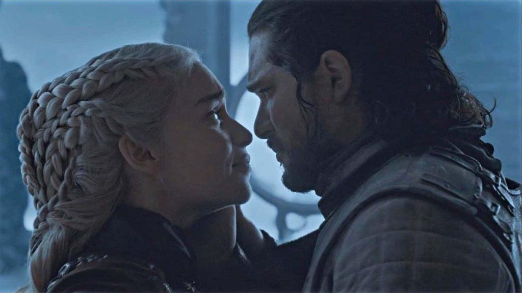 La romance de Jon Snow dans Game of Thrones allait être plus controversée que son histoire avec Daenerys